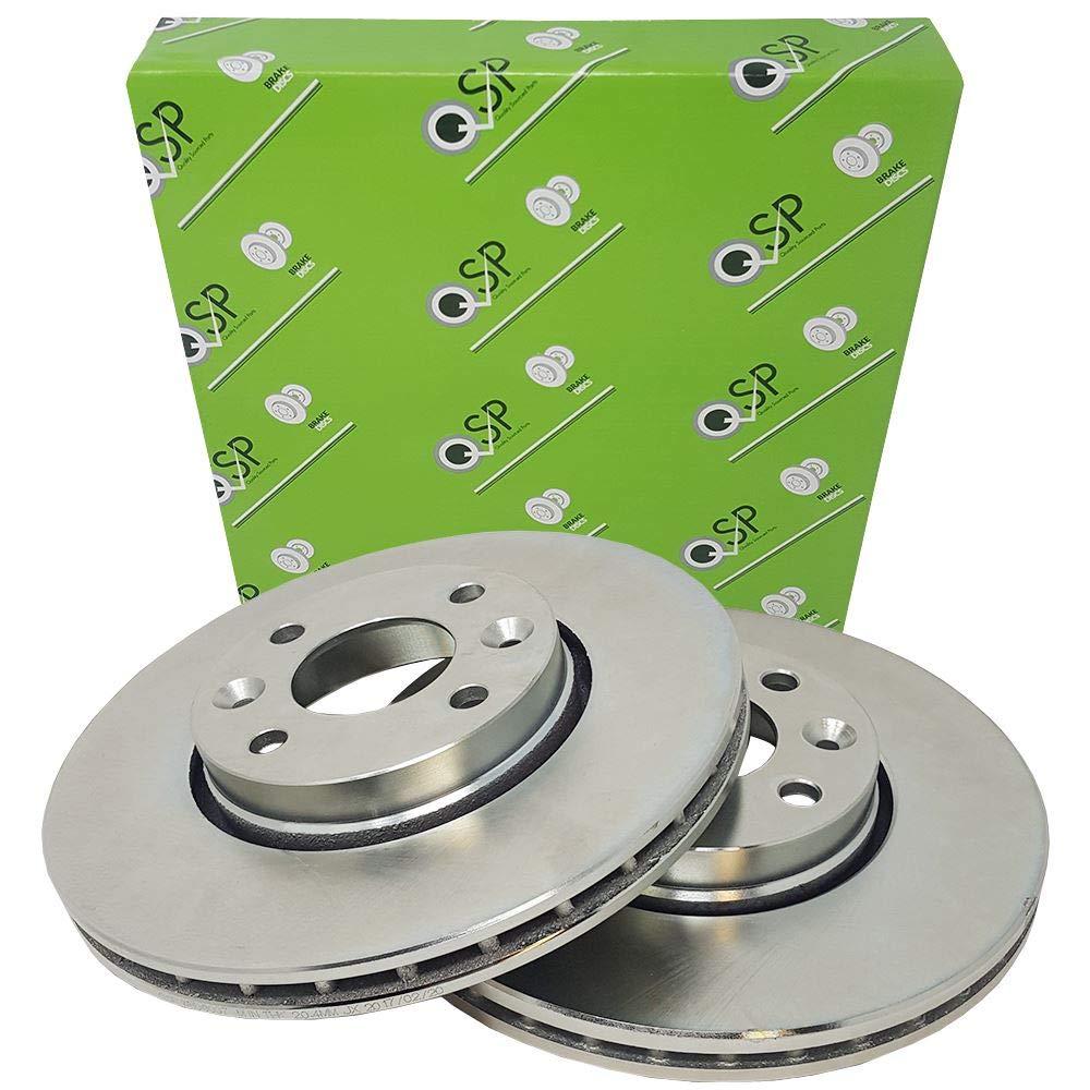 QSP Car Front Brake Discs Set QSPWBD00074