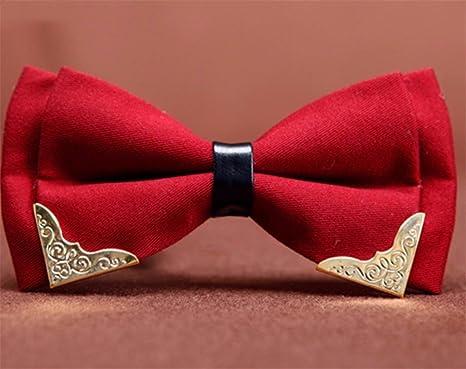 Gentlee - Corbata de Boquilla de Metal con diseño de Mosaico de la ...