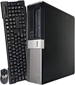 Dell Optiplex 980 Desktop Computer, i5-650 3.2GHz, 8GB, 1TB DVD, Windows 10 Pro (Renewed)