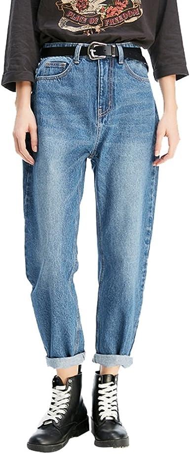 Zhiyuanan Jeans Femme