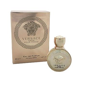 ec0ef0b12 Versace Eros Pour Femme for Women, 1.7 oz EDP Spray: Amazon.ae