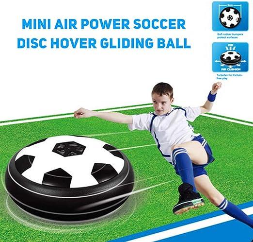 Lispeed Hoverball Set – Balón de fútbol para Interiores, Pelota ...