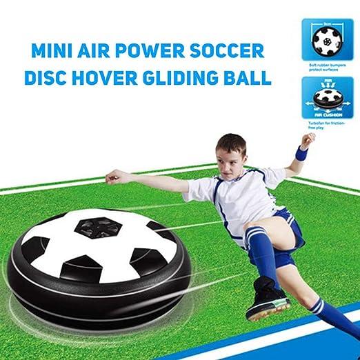 Lispeed Hoverball Set - Balón de fútbol para Interiores, Pelota ...