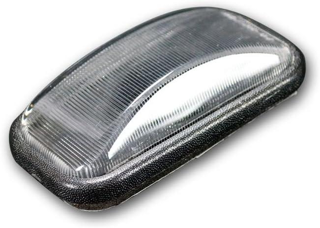 2011 Volvo VNM430 SLEEPER-POST Post mount spotlight -Chrome Driver side WITH install kit 6 inch LED