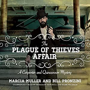 The Plague of Thieves Affair Audiobook