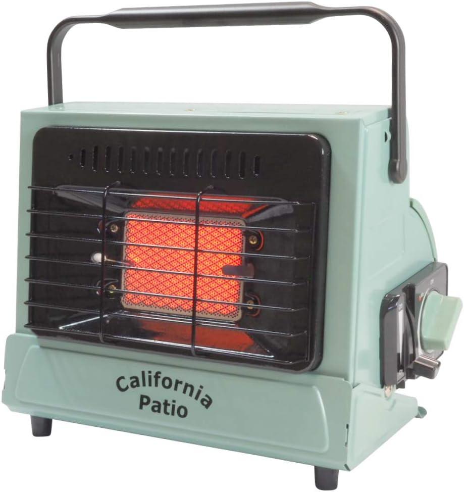 California Patio (カリフォルニアパティオ) カセットガスヒーター