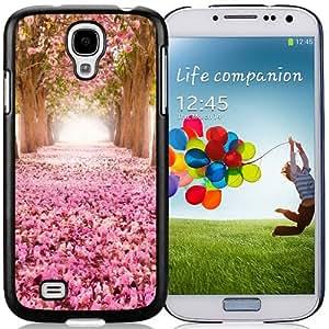 Fashion DIY Custom Designed Samsung Galaxy S4 I9500 Phone Case For Love Path Phone Case Cover