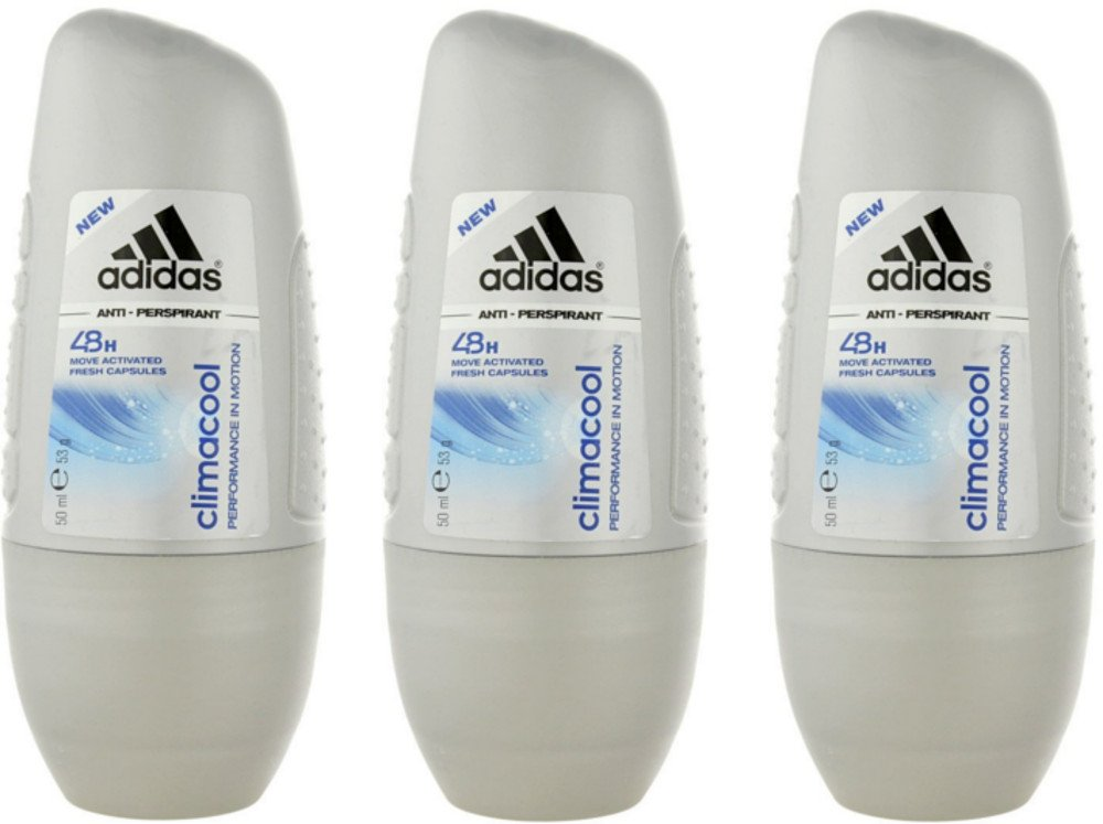 adidas Climacool Anti-Transpirant Roll-On – Deoroller Anti ...
