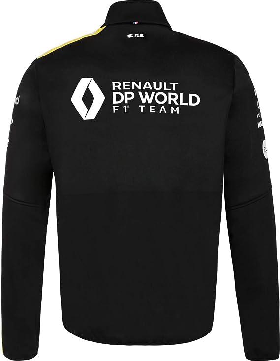 Renault F1 2020 Team Veste Softshell Homme Noir