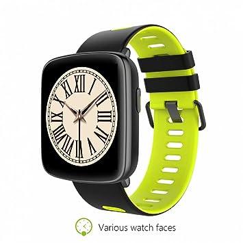 Smart Watch inteligente relojes de Bluetooth pulsera,Sensor de ...