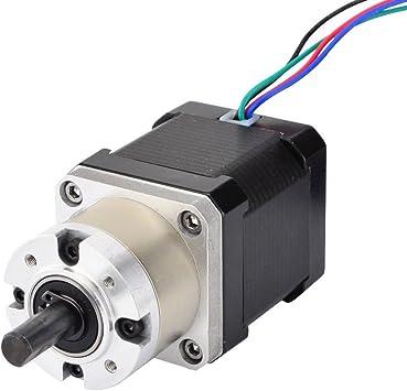 NEMA 17 Orientado Gear Ratio 5: 1 de motor paso impresora 3d ...