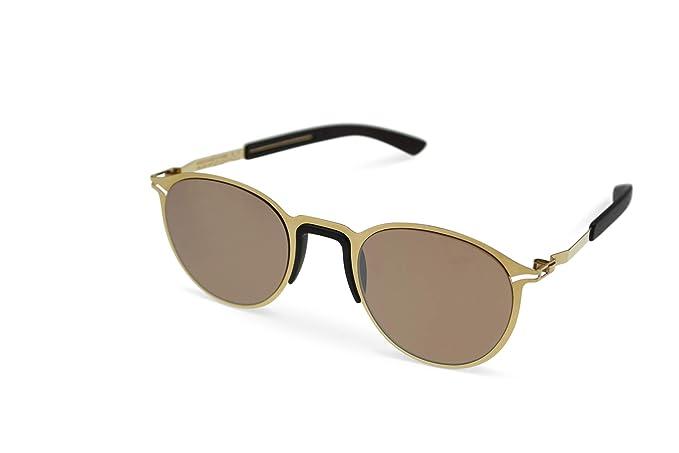 Mykita Mylon Tulip - Gafas de sol (50-24), color dorado y ...