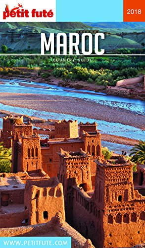 MAROC 2018 Petit Futé (Country Guide) (French Edition)