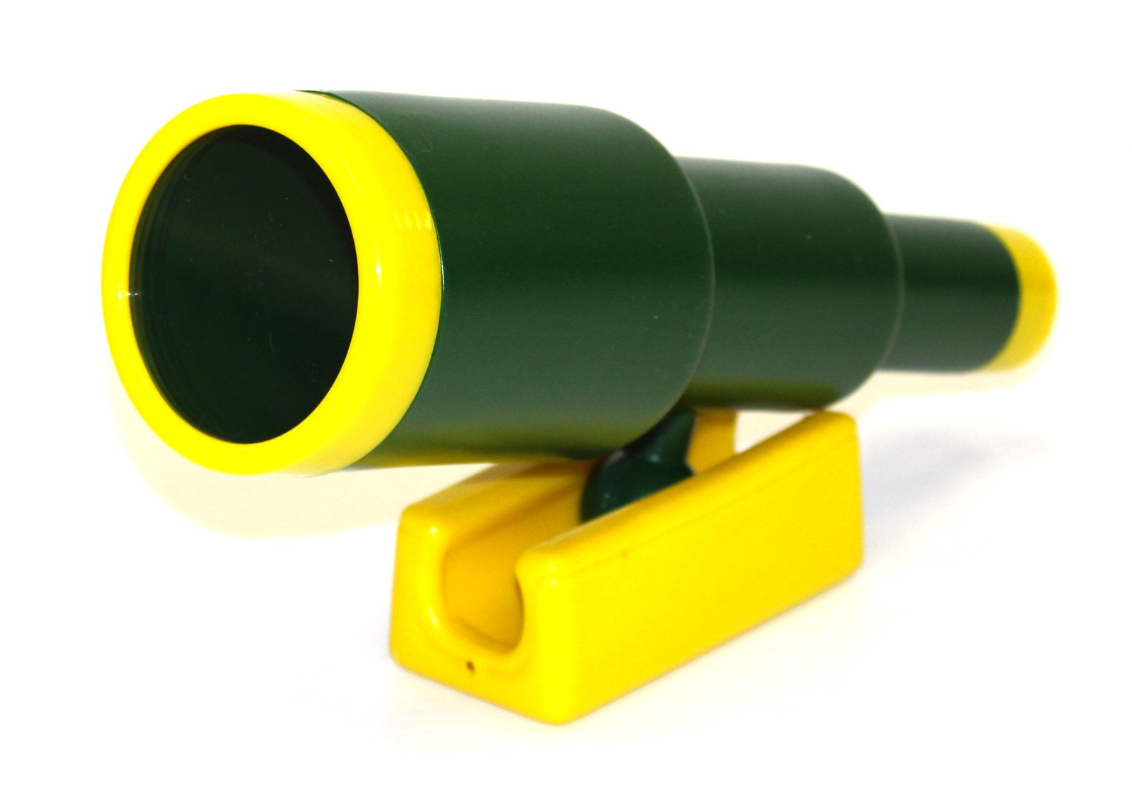 Eastern Jungle Gym Extra Large Plastic Toy Telescope Swing Set Accessory Green for Outdoor Wooden Swing Set