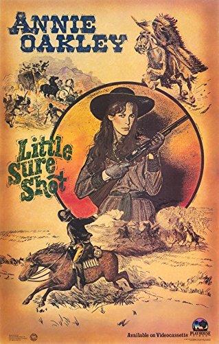 Annie Oakley: Little Sure Shot Poster Movie 11x17 Jamie Lee Curtis