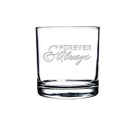 f94fbfefece Amazon.com: Etched Scotch Glass,Personalized Rocks Glass, Custom ...