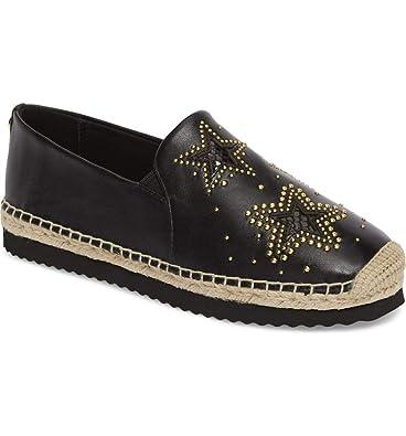 4d16265ef Amazon.com | Michael Kors Womens Hastings Slip On Closed Toe Mules, Black,  Size 7.5 | Shoes