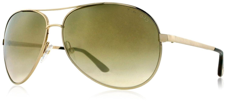 7b11e43424b78 Amazon.com  Tom Ford Women s FT0035 Designer Sunglasses