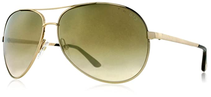 250e827ea0 Tom Ford Sonnenbrille Charles (FT0035)  Amazon.co.uk  Clothing