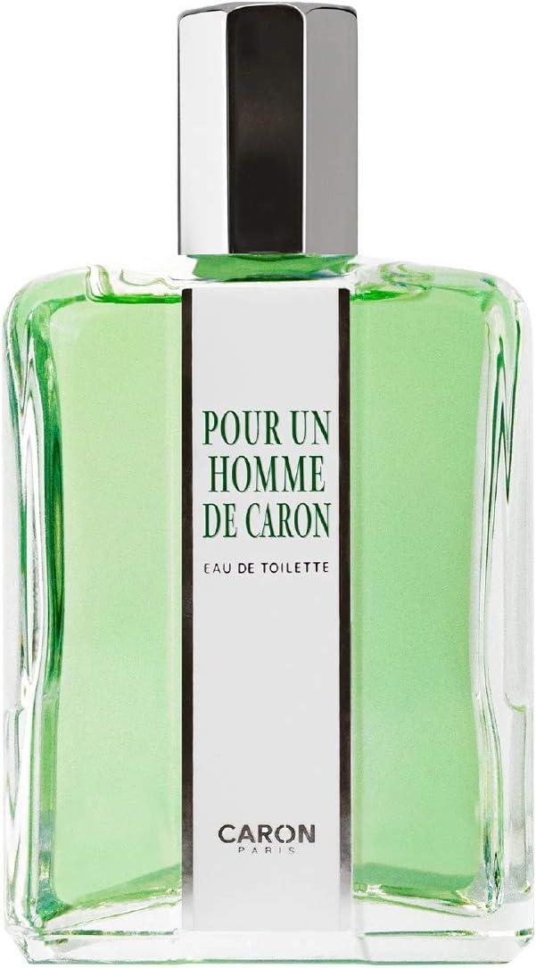 Perfumes para Hombre Fragancia Caron Pour un Homme Original un Regalo en Oferta Colonia Duradera 24 Horas EAU de Toilette (EDT 75 ml)