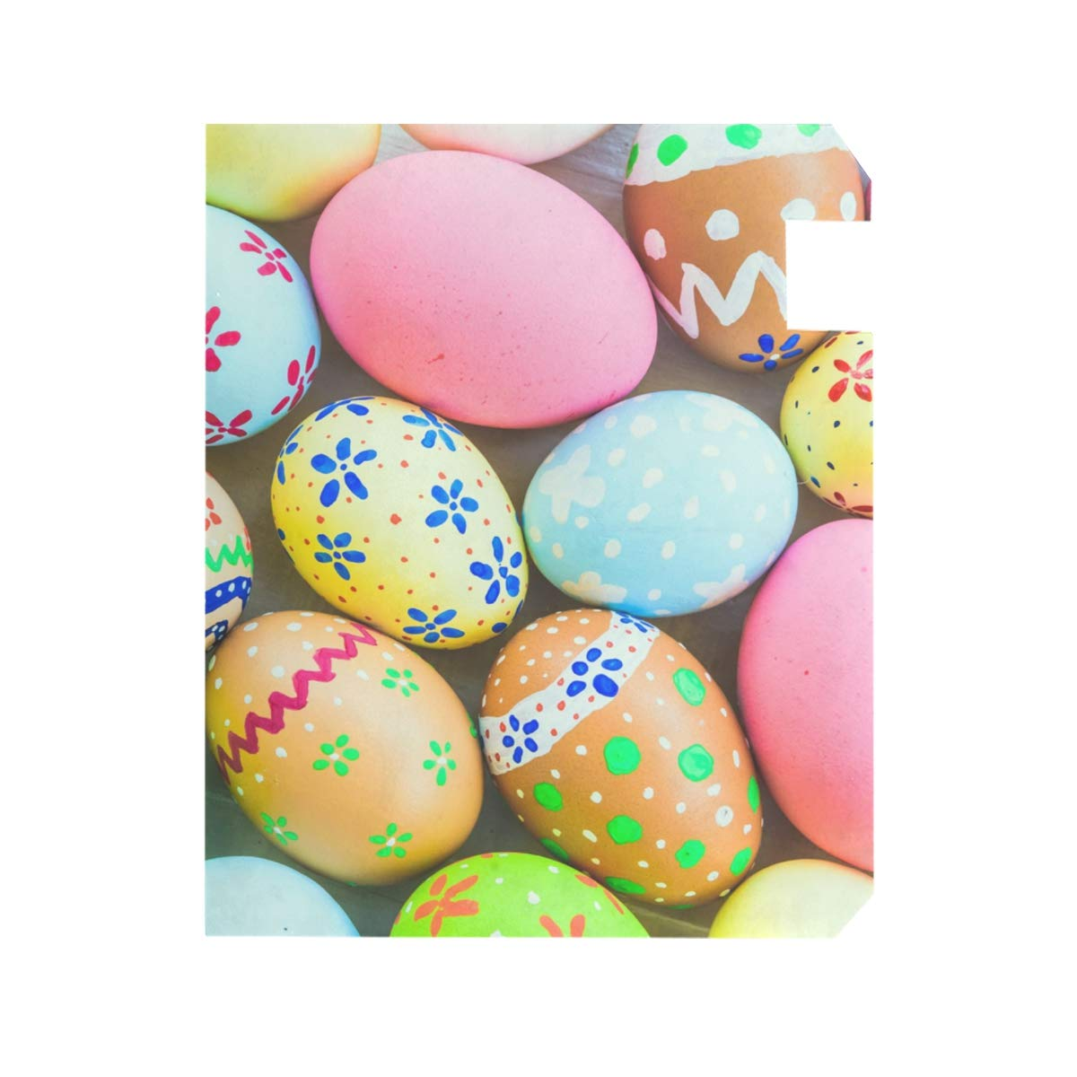 Easter Egg Standard Mailbox Covers and Wraps Magnetic Mail box Cover Vinyl Custom Home Garden Decor 52.6x45.8 cm//20.8x18