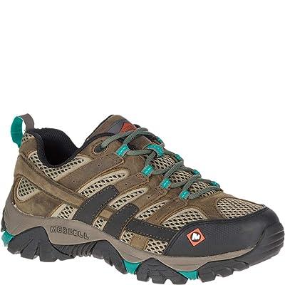 Merrell Work Men's Moab 2 Vapor Comp Toe: Shoes
