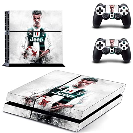 Jeep 8 Ps4 Slim Sticker Console Decal Controller Vinyl Skin Faceplates, Decals & Stickers