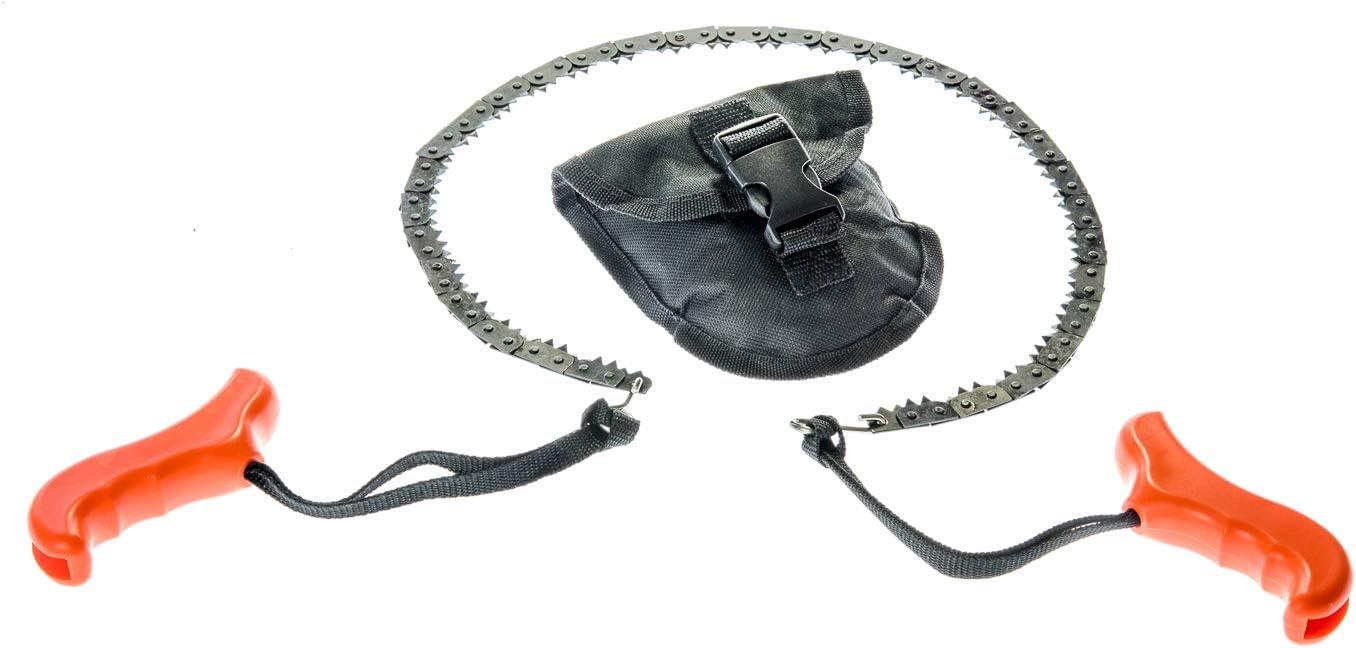 SE Survivor Series Portable Chain Saw with Ergonomic Handles - CS001