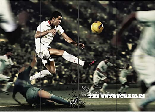 CRISTIANO RONALDO  FOOTBALL LEGEND  POSTER PRINT GIANT