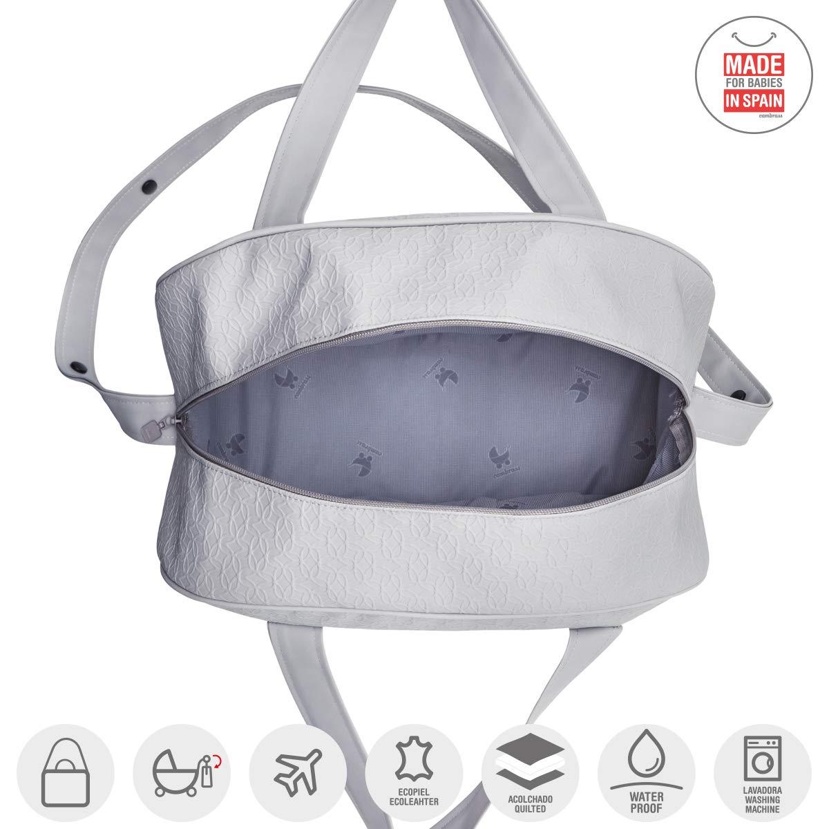 Cambrass Bolso maternal Prome 18x44x33 cm Luxy