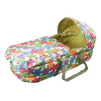 Amazon.com: Olpchee - Cesta portátil para bebé con doble asa ...