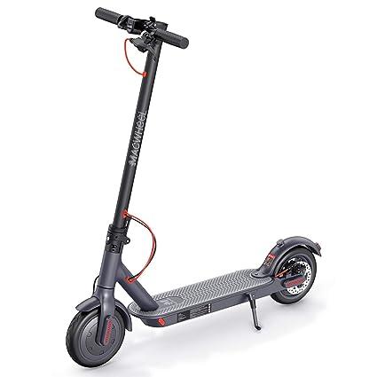 Amazon.com: Macwheel Scooter eléctrico, potente motor de 350 ...