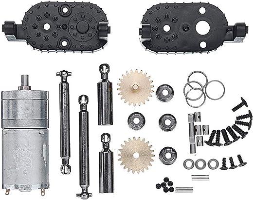 ACHICOO C14 C24 C34 MN 90 91 Caja de Cambios para 1/16 4WD 2.4G Buggy Crawler Off Road 2CH Vehículos Modelos RC Piezas de Coche: Amazon.es: Hogar