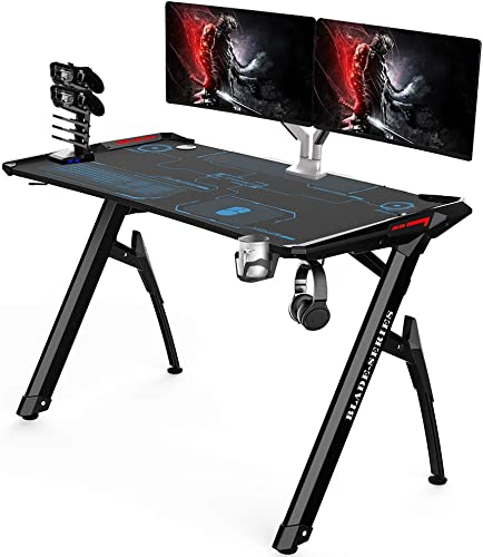 Kinsal Blade Series Gaming Style Computer Desk Office Desk Student Table PC Desk