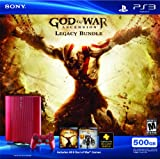 PS3 500 GB God of War Ascension Legacy Bundle Review