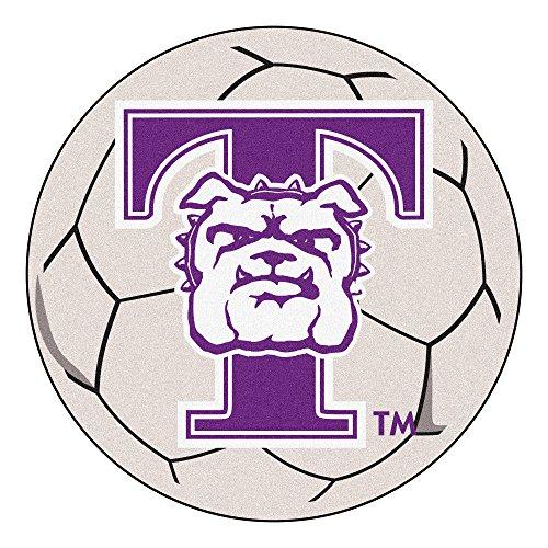 (NCAA Truman State University Bulldogs Soccer Ball Mat Round Area)