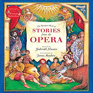 The Barefoot Book of Stories from the Opera Audiobook