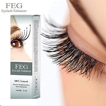 d8edc661adf Image Unavailable. Image not available for. Color: FEG Eyelash Enhancer  Yiitay Eyelash Growth Enhancer & Brow Serum for Long, Luscious Lashes and
