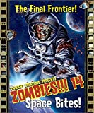 Zombies 14 Space Bites Board Game