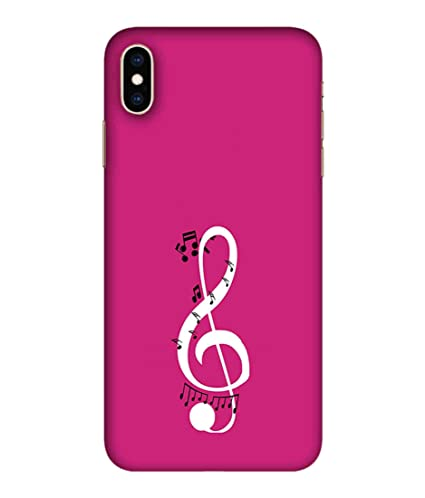 Printfidaa Music Violin Clef Sign At Hot Pink Amazon In