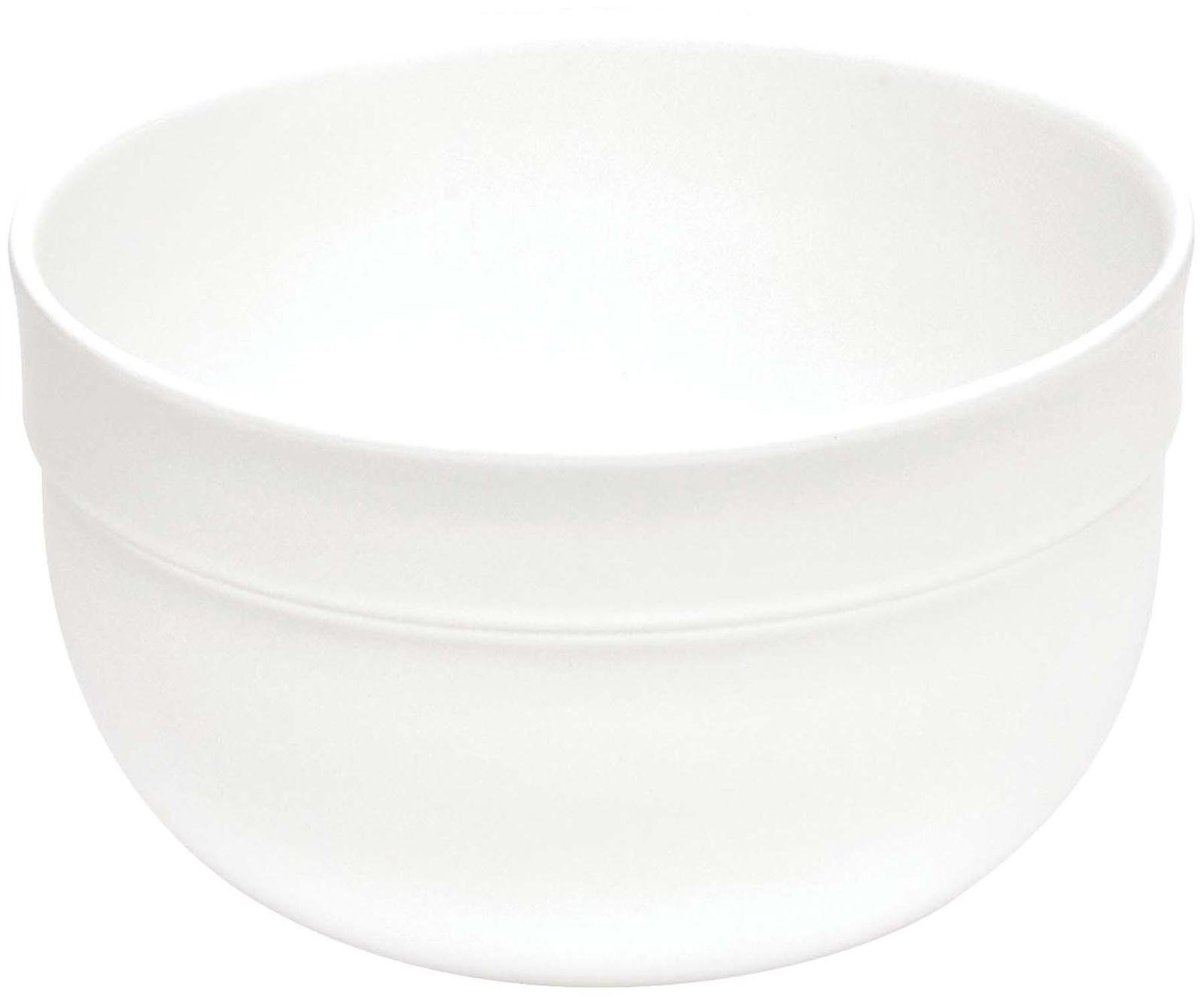 Emile Henry Made In France Mixing Bowl, 10.2'', Flour White