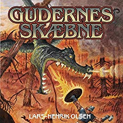 Gudernes skaebne (Erik Menneskeson 4)