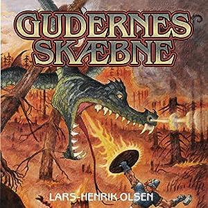 Gudernes skaebne (Erik Menneskeson 4) Audiobook