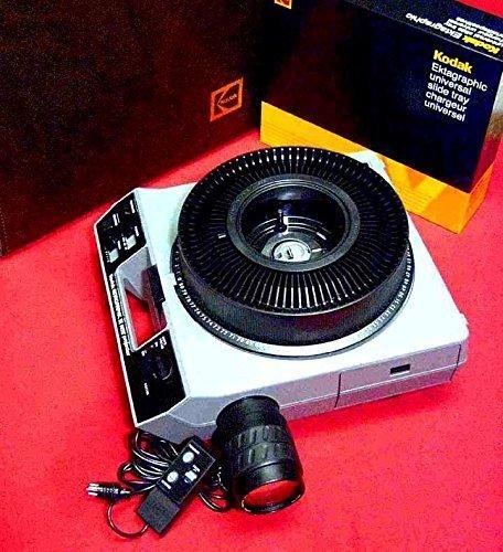 Kodak Ektagraphic III AMT slide projector by Kodak