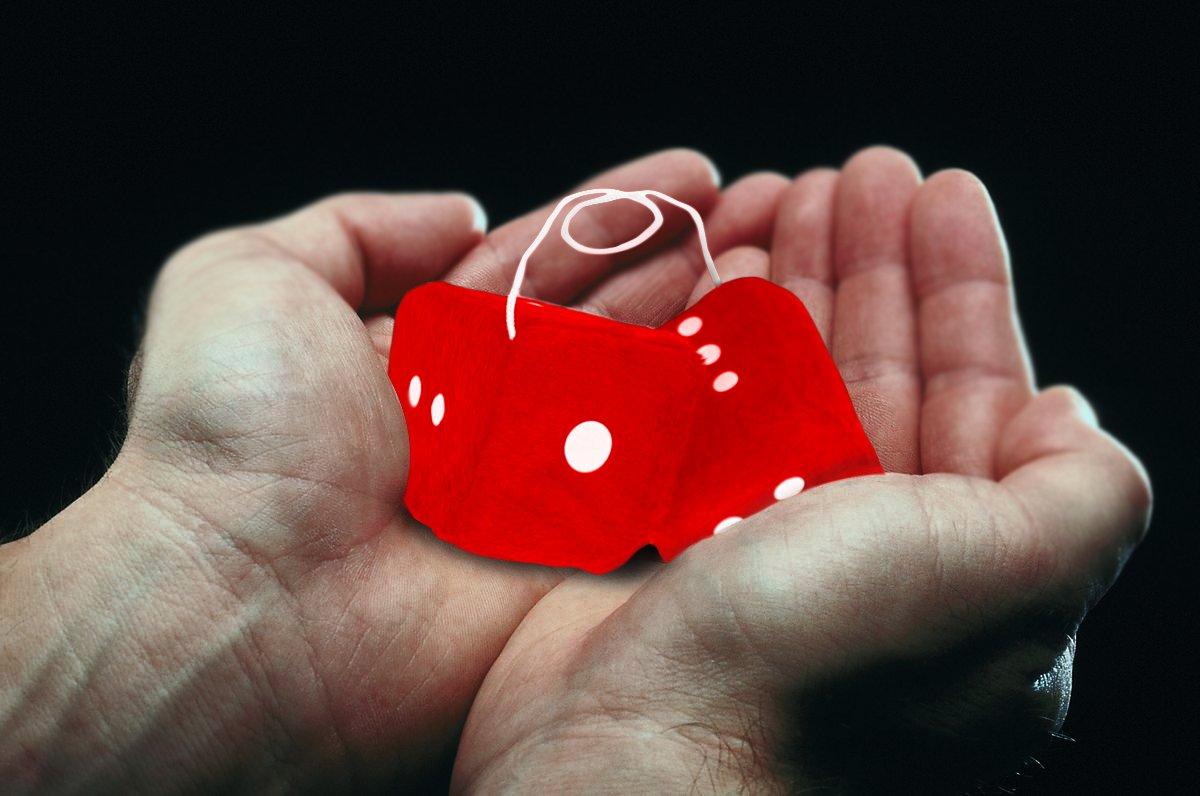 da auto coppia 5 cm x 5 cm Dadi rossi da appendere ZONE TECH