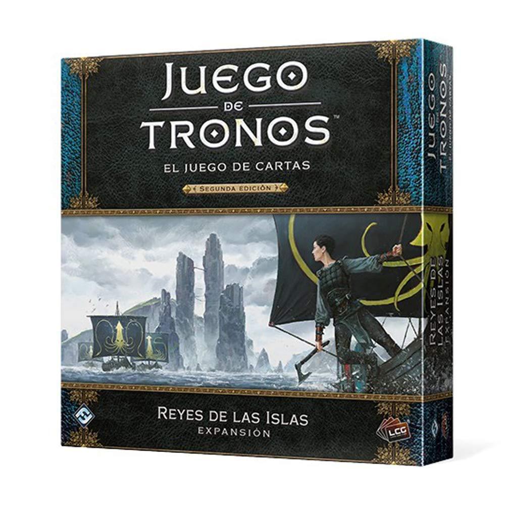 Fantasy Flight Games- Juego de Tronos LCG: Reyes de Las Islas ...