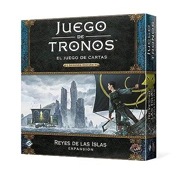 Fantasy Flight Games- Juego de Tronos LCG: Reyes de Las ...