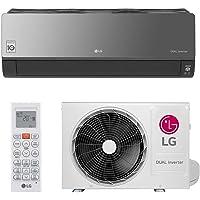 Ar Condicionado Split LG Dual Inverter Voice ArtCool 12000 BTUs Quente/Frio 220V