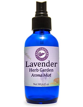 Lavender Herb Garden Aroma Mist 4 Oz -Jardín de Hierbas Aroma Lavanda Mist 4 Oz