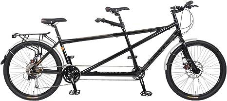 Dawes Bicicleta Tandem Double Edge: Amazon.es: Deportes y aire ...
